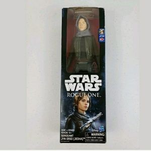 Hasbro Star Wars Rogue one Sergeant Jyn Erso